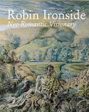 Robin Ironside: Neo Romantic Visionary Cover