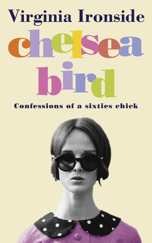 Virginia Ironside Chelsea Bird Cover
