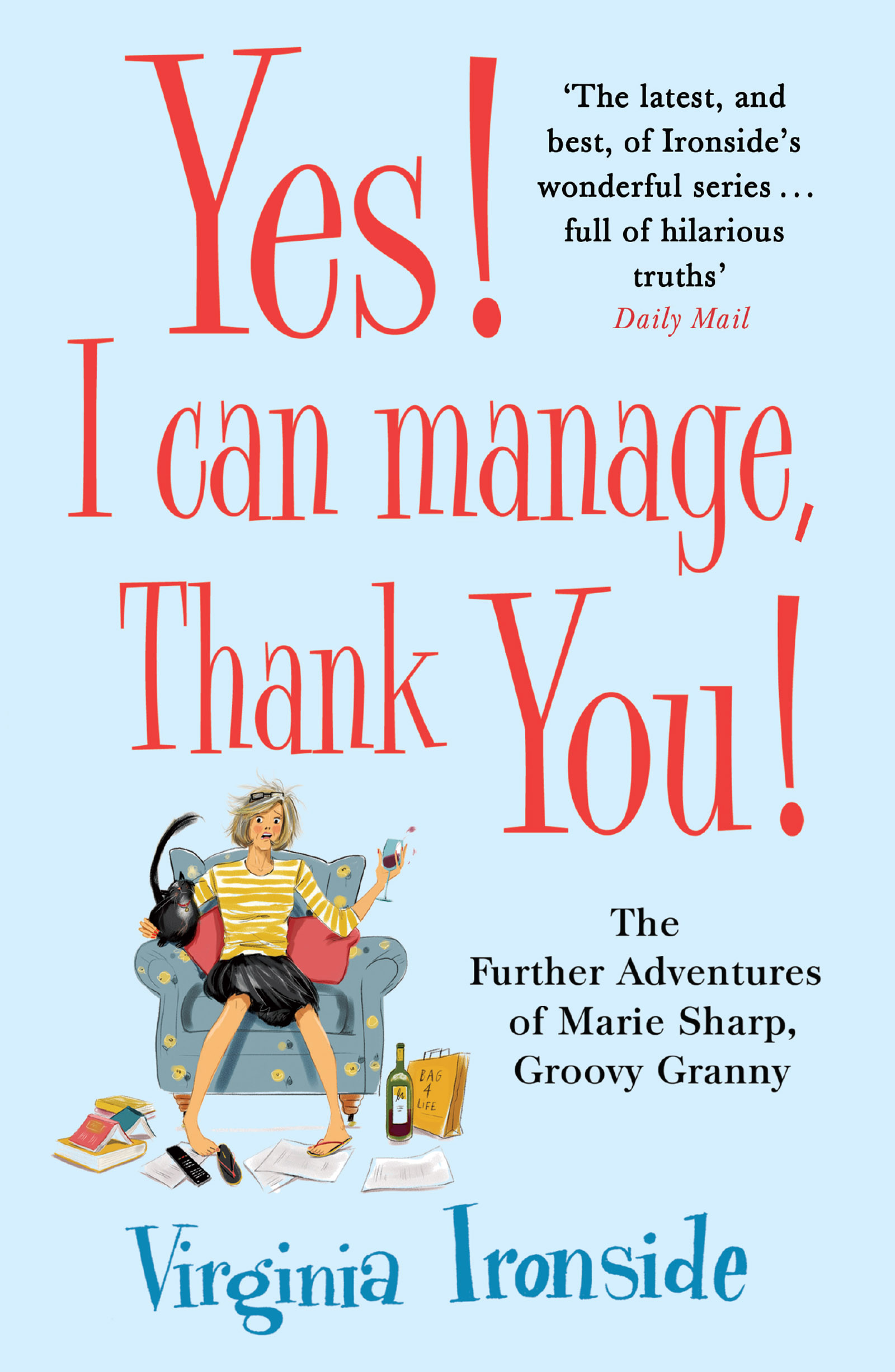 Yes! I Can Manage Thank You!