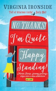 No Thanks I'm Quite Happy Standing Cover